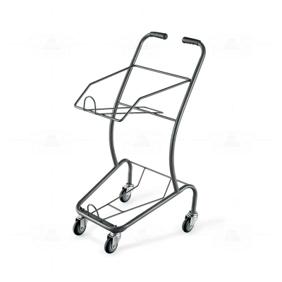 Japanese shopping cart YCY-C004 (thin line)