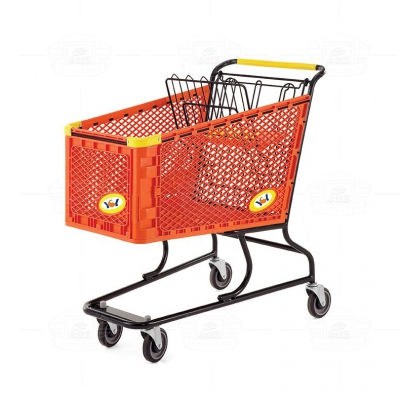 Tubular shopping cart YCY-G180-3