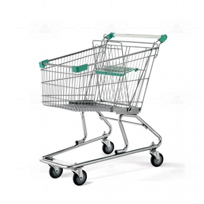 Tubular shopping cart YCY-G100-1