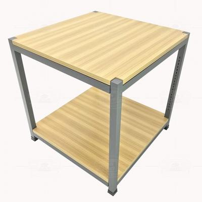 钢木促销台4(堆头)